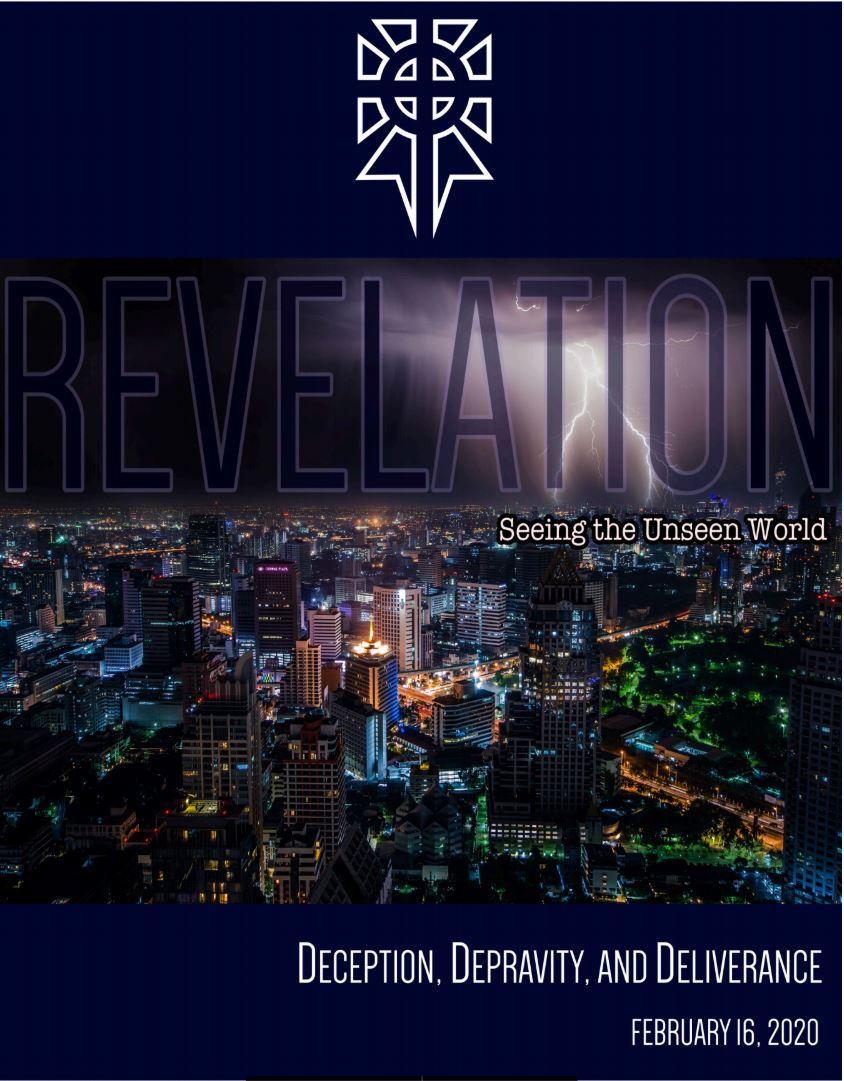 Deception, Depravity, and Deliverance