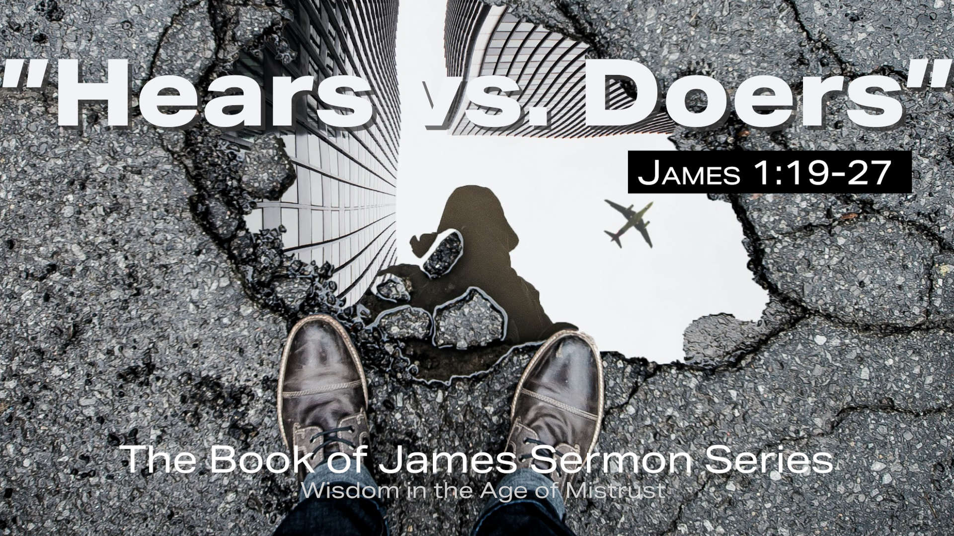 """Hearers vs Doers"""