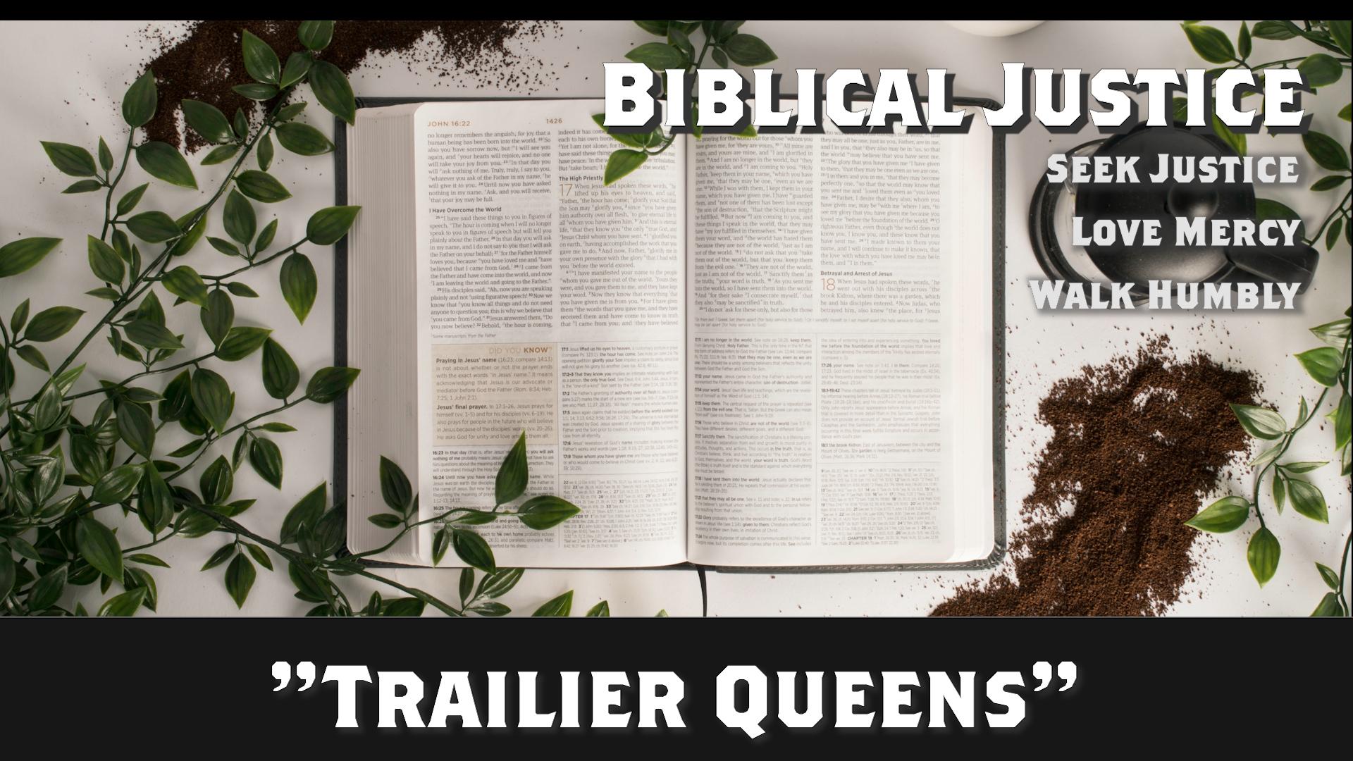 """""""Trailer Queens"""""""
